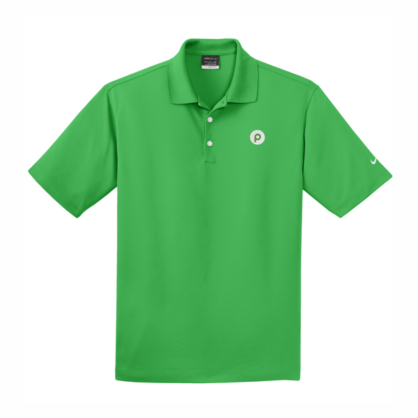 Nike Golf Dri-FIT Micro Pique Polo - Lucky Green