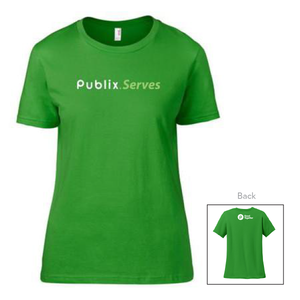 """Publix Serves"" Good Together Ladies T-Shirt"