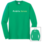 Publix Serves  Good Together Long Sleeve T-Shirt