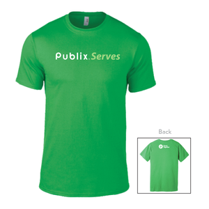 Publix Serves Good Together Men's T-Shirt