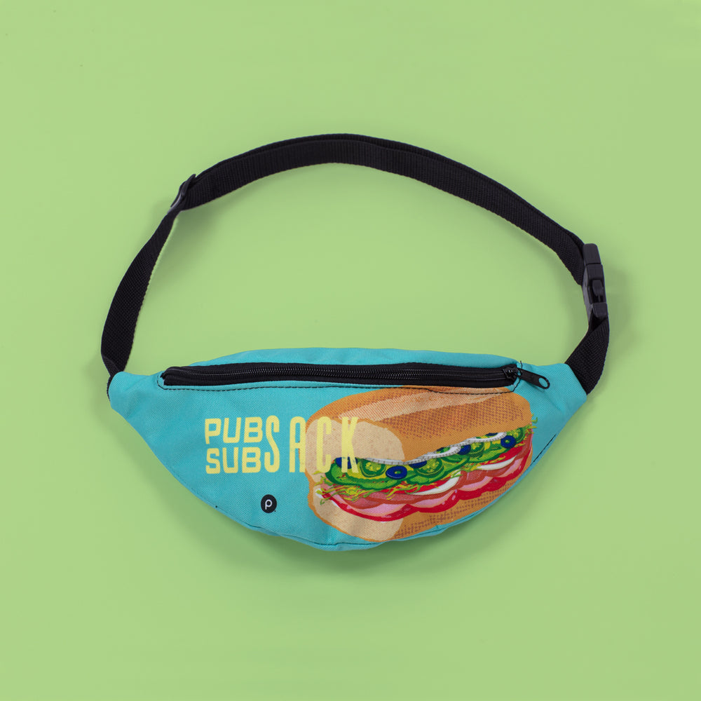 NEW! Pub Sub Sack Waist Bag