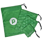 *Packing Pouches/Gift Wrapping Drawstring Bags - Set of 4