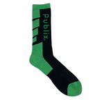 Publix Athletic Crew Socks