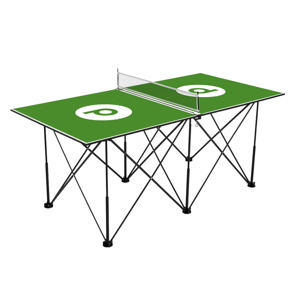 Pop Up Table Tennis with Publix Paddles - 6ft