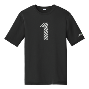 Clearance One Publix One Purpose Sport-Tek® PosiCharge® Tough Tee® - Black