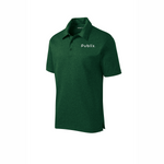 Sport-Tek® Heather Contender™ Polo - Forest Green Heather