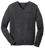 Port Authority® Unisex V-Neck Sweater