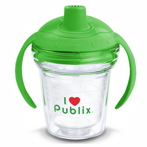 Tervis Sippy Cup I Heart Publix