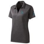 UW2020 Sport-Tek® Ladies Heather Contender™ Polo
