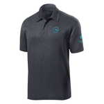 UW2020 Men's Sport-Tek® Heather Contender™ Polo