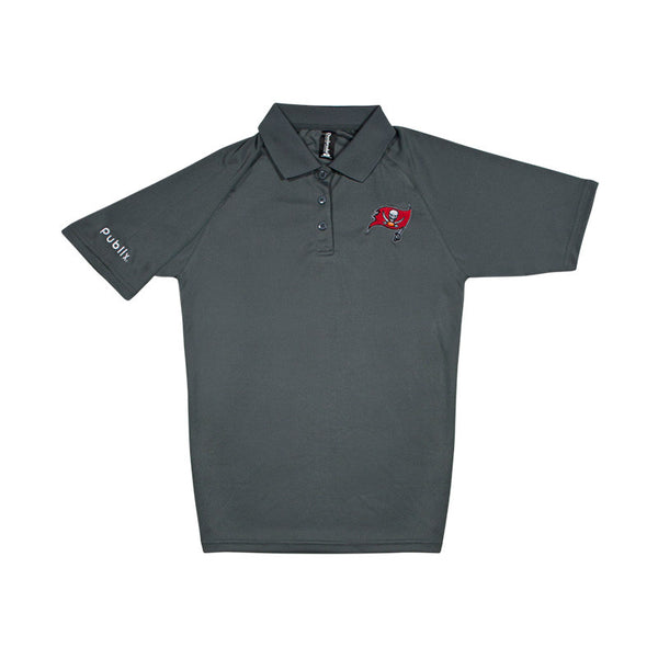 CLEARANCE Women's NFL Team Polo - Buccaneers