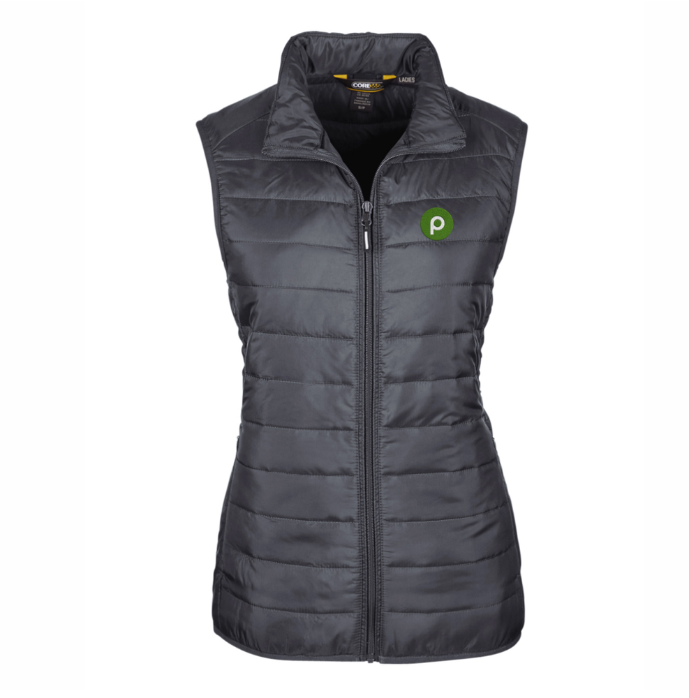 Core 365 Women's Prevail Packable Puffer Vest