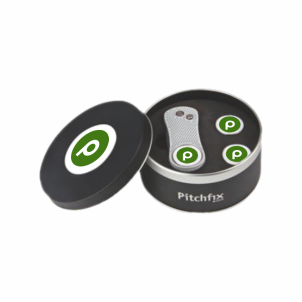 PitchFix Deluxe Golf Tool Set