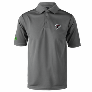 Clearance - Falcons Moisture Wicking Team Polo
