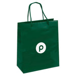 Green Gloss Gift Bag