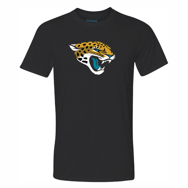 Jaguars NFL Team DryBlend® 50 Cotton/50 Poly T-Shirt