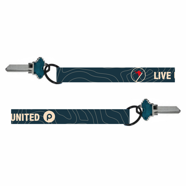 2018 United Way Key Chain