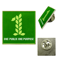 One Publix One Purpose Lapel Pin