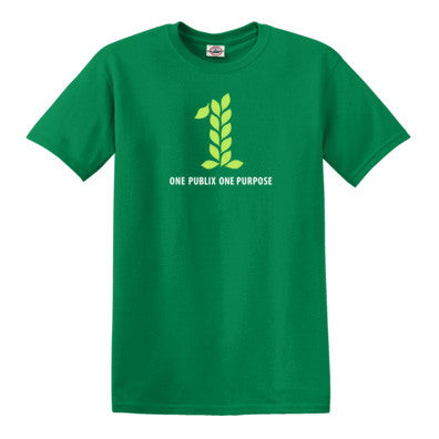 One Publix One Purpose T-Shirt - Green