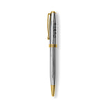Worthington Chrome/22K Gold Pen