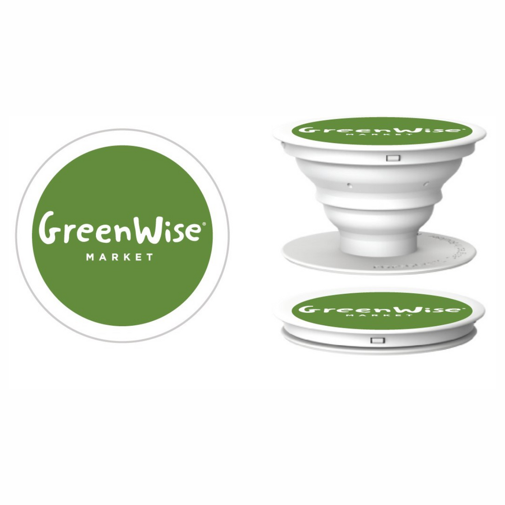 *GreenWise POPSOCKET
