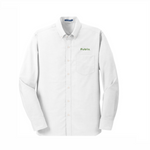 Men's Port Authority TALL SuperPro White Oxford Shirt