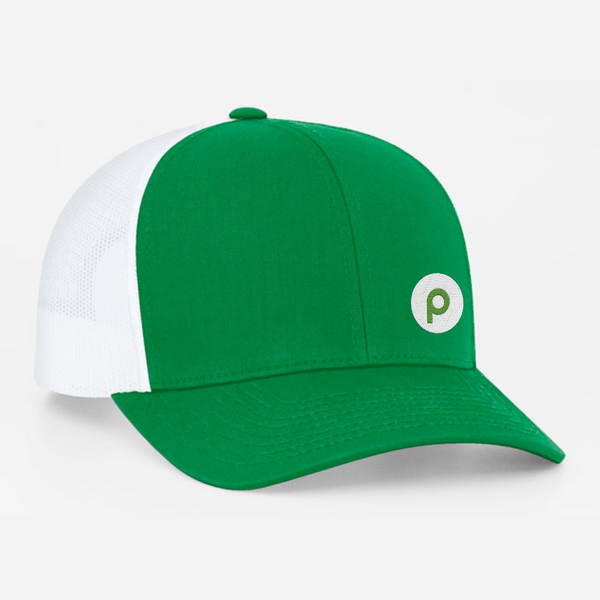 Trucker Cap - Green