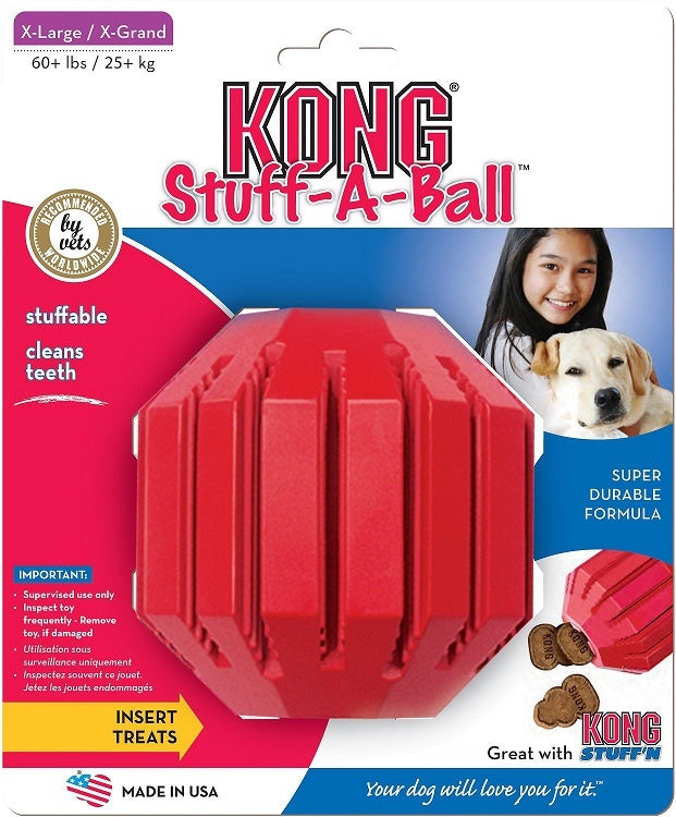 KONG Stuff a Ball Dog Toy