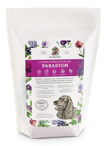 Dr. Harvey's Paradigm Green Superfood Pre-Mix for Dogs