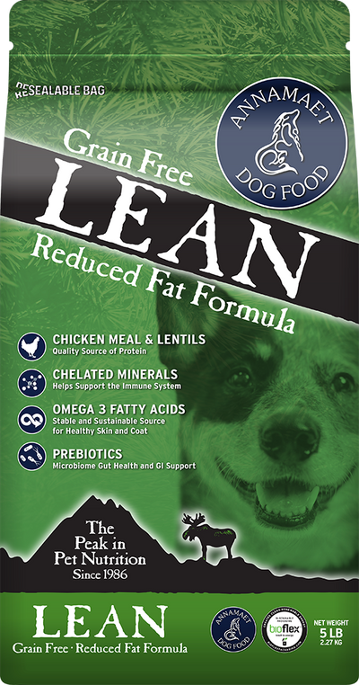 Annamaet Lean Dog Food