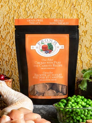 Fromm 4 Star Chicken with Peas & Carrots Treats 8oz