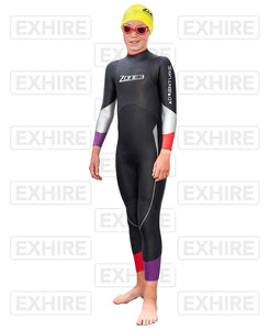 KIDS EXHIRE WETSUITS