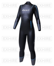 WOMENS EXHIRE WETSUITS