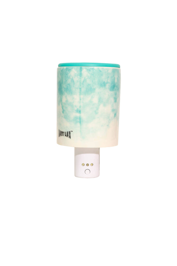 Socialight Candles - *New* Timer Outlet Warmer - Watercolor by Happy Wax
