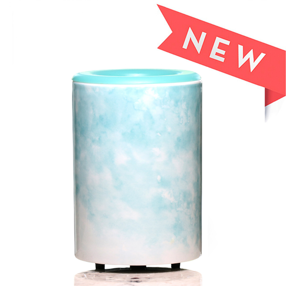 Socialight Candles - *New* Mod Wax Warmer - Watercolor