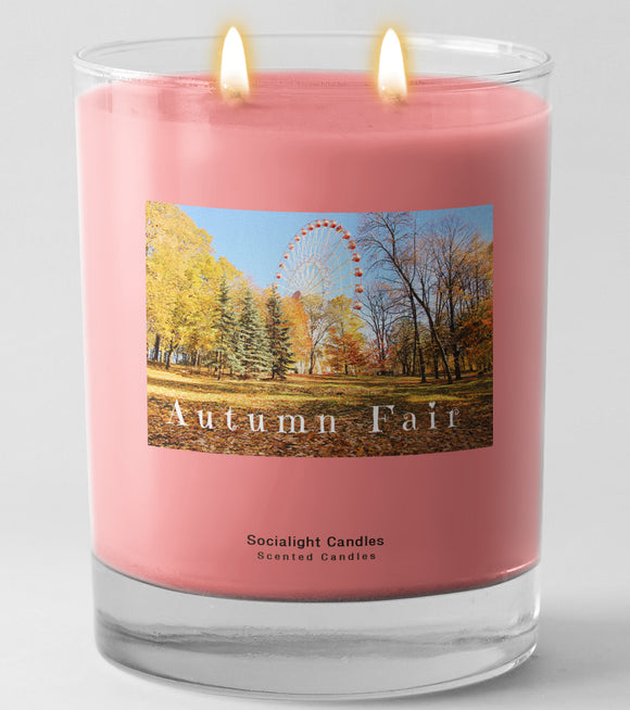 Socialight Candles - Autumn Fair 11 oz Container Candle