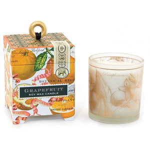 Michel Design Works Grapefruit 6.5 oz. Soy Wax Candle