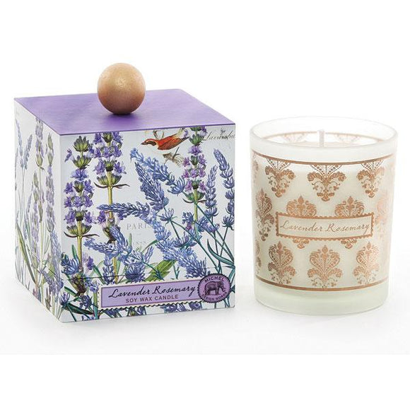 Michel Design works Lavender Rosemary 14 oz. Soy Wax Candle