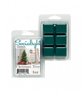 Christmas Tree Scented Wax Cubes/Melts