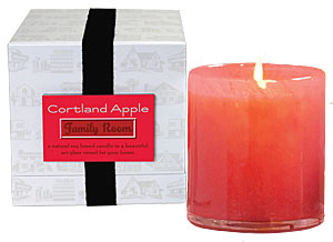 Lafco Candle - Family Room (Cortland Apple)