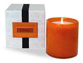 Lafco Kitchen Cilantro Orange Candle