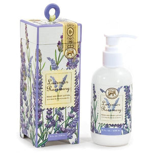 Michel Design Works Lavender Rosemary Hand & Body Lotion