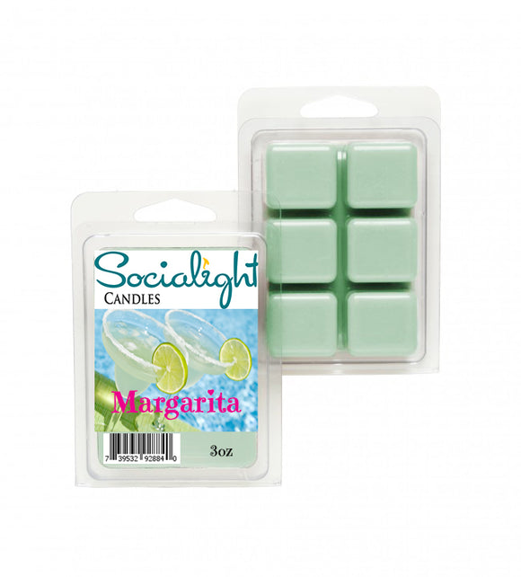 Socialight Candles - Margarita Scented Wax Melts