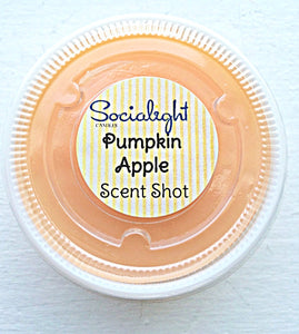 Pumpkin Apple Scent Shot