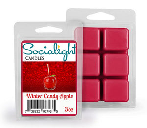 Winter Candy Apple Scented Wax Cubes/Melts