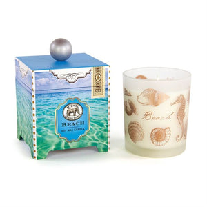 Michel Design Works Beach Scented 14 oz. Soy Wax Candle