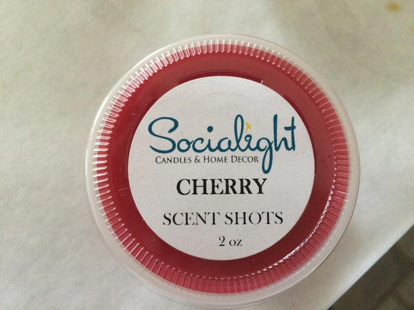 Cherry Wax Scent Shot