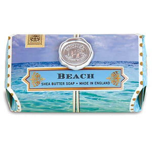 Michel Design Works Beach Scented Large Bath Soap Bar