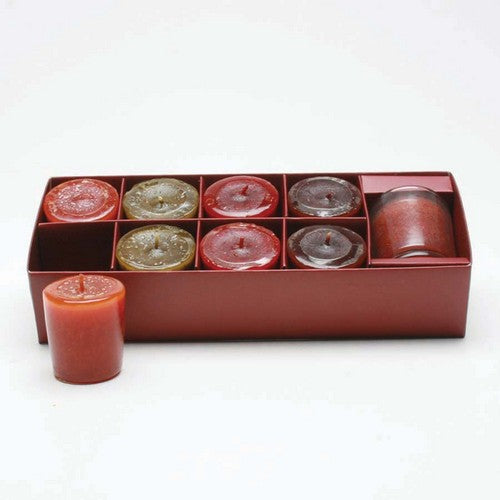 Tag Set Of 9 Kensington Votive Candles