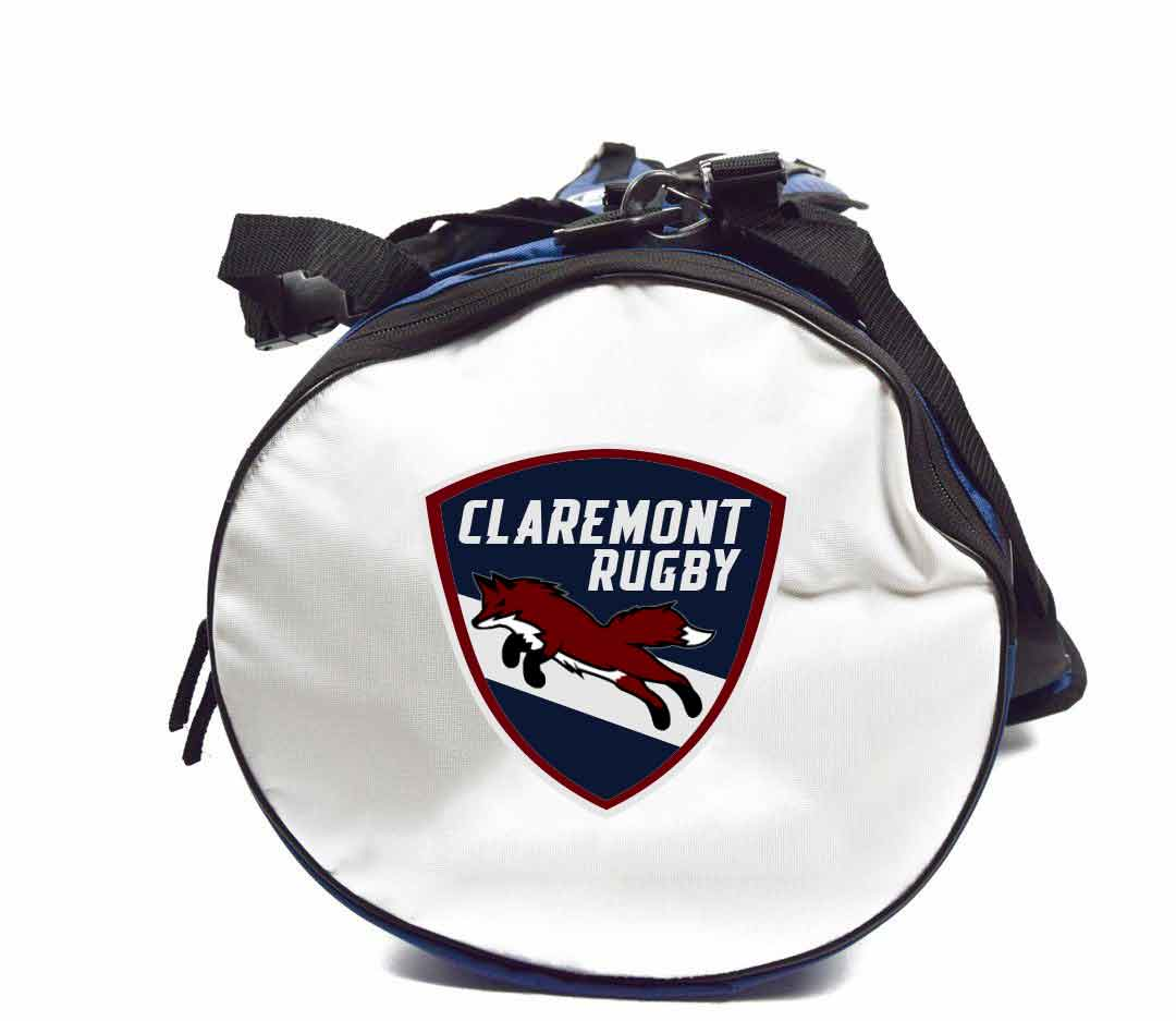 Claremont Barrel Bag